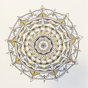 May 22nd Mandala ORIGINAL