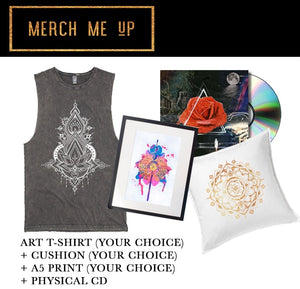 Merch Me Up Kickstarter Pledge