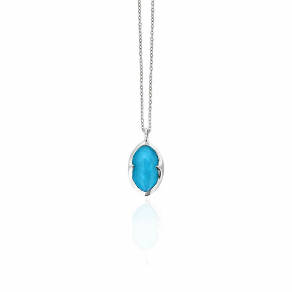 missoma sterling silver necklace at boyajian jewelry turquoise