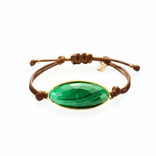 ONA CHAN Jewelry at Boyajian Trend Gallery Malachite