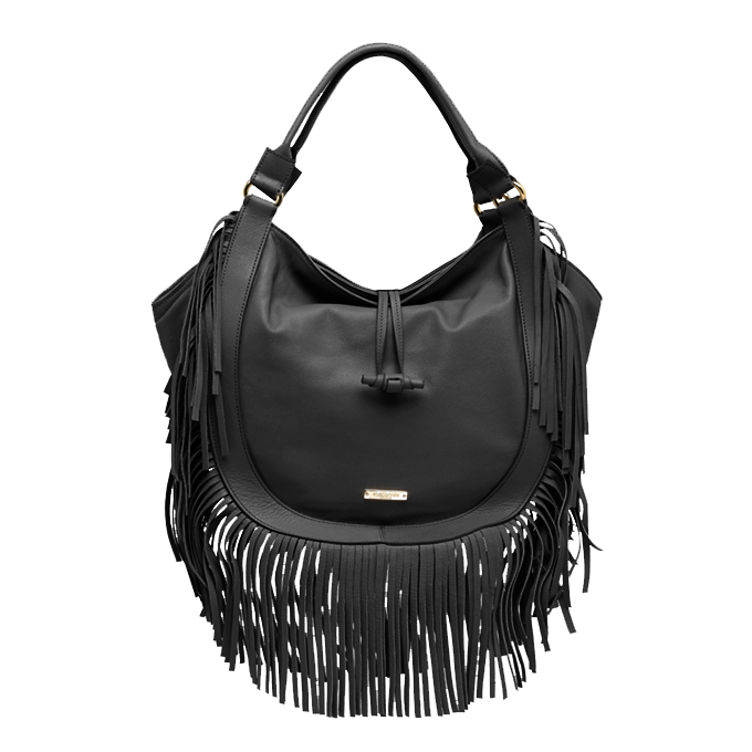 Urban Indic Handbag Black