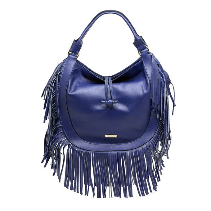 Urban Indic Handbag Blue