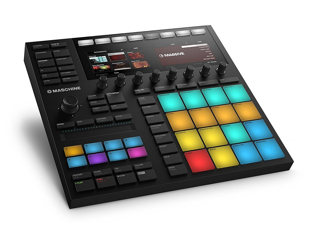 Native Instruments Maschine MK3 Groove Production Control Surface