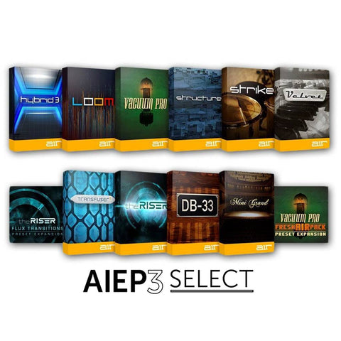 Air Music Tech AIEP 3 SELECT