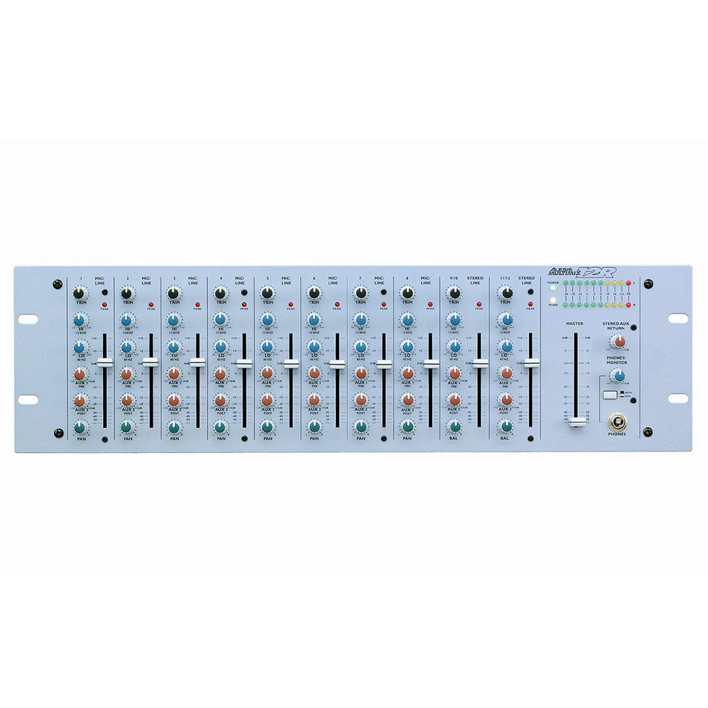 Alesis MultiMix 12R