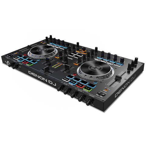 Denon DJ MC4000 2-Channel DJ Controller with Serato DJ Intro Software