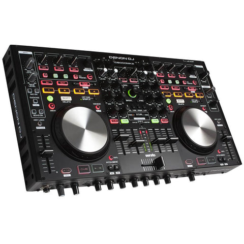 Denon DJ MC6000 MK2 Professional Digital Mixer and Controller
