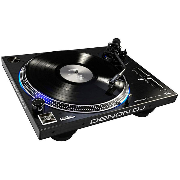 Denon DJ VL12 Prime Direct-drive DJ Turntable