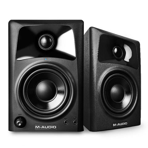 M-Audio AV32 10-Watt Compact Studio Monitor Speakers with 3-inch Woofer (Pair)