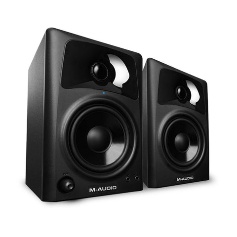 M-Audio AV42 20-Watt Compact Studio Monitor Speakers with 4-inch Woofer (Pair)
