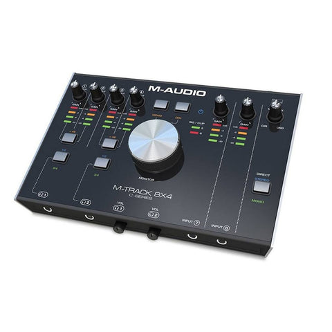 M-Audio MTRACK 8X4