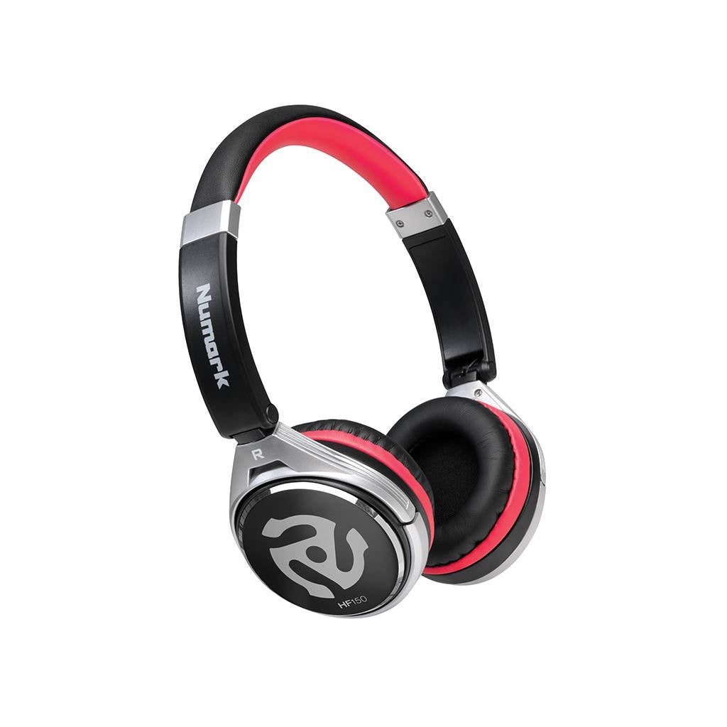 Numark HF150 Collapsible On-Ear Headphones