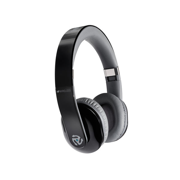Numark HF Wireless High Performance Wireless On-Ear Headphones w/ Built-In Mic