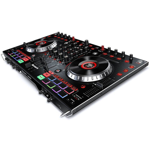 Numark NS6II 4-Channel DJ Controller with Serato DJ