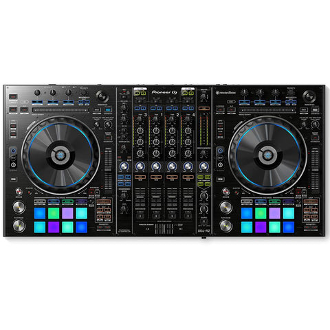 Pioneer DJ DDJ-RZ Flagship 4-Channel Controller for Rekordbox DJ
