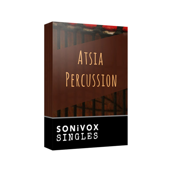 Sonivox Atsia Percussion