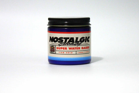 Fresh Cut Super Water Based Pomade (New)