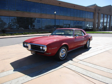 1968 Firebird 350 4-speed SOLD