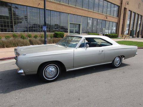 1968 Plymouth Satellite SOLD