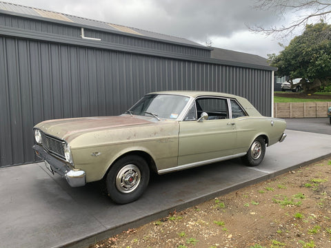 1966 Falcon Sport Coupe SOLD