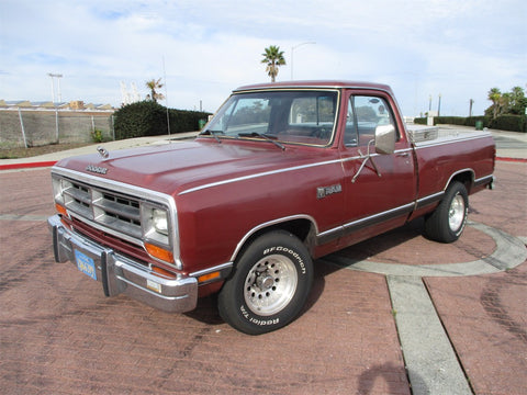 1986 Dodge Ram SOLD