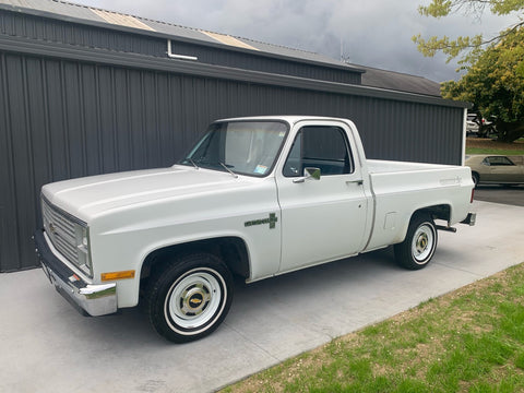1983 C10 'Outdoorsman' SOLD