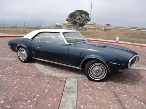1968 Firebird 400 SOLD