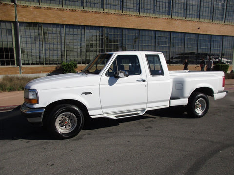 1992 F150 Extended Cab Flareside