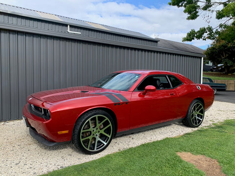 2009 Challenger R/T SOLD