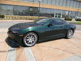 2015 Camaro Green Flash Edition SOLD