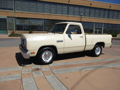 1988 Dodge Ram D150 SOLD