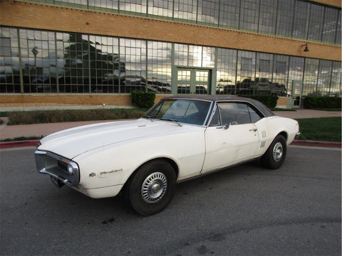 1967 Pontiac Firebird SOLD