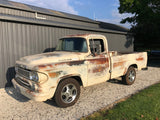 1960 Dodge D100 Killer Patina SOLD