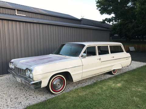 1964 Chevrolet Belair Wagon SOLD