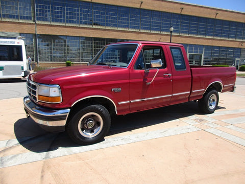 1995 F-150 Extended Cab Styleside