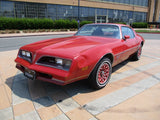 1978 PONTIAC FIREBIRD 'RED BIRD'