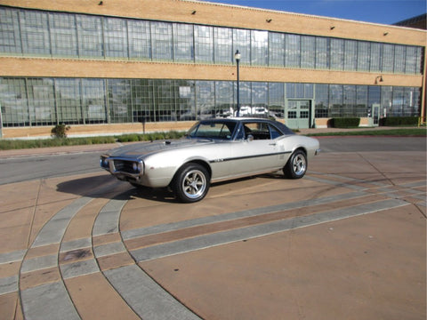 1967 Pontiac Firebird 400 SOLD