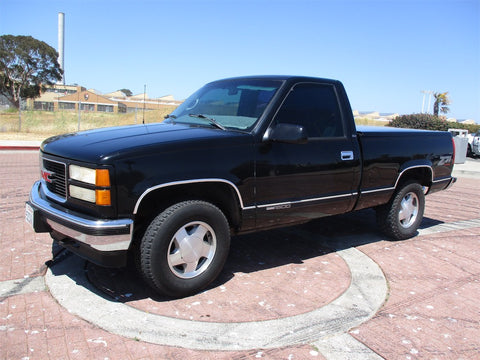 1997 GMC Sierra Z71 - SOLD