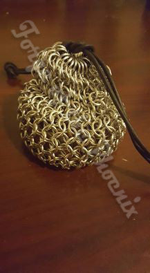 Armored Dice Bag of Holding