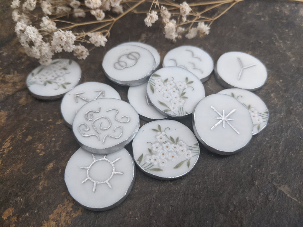 Celestial - witches runes