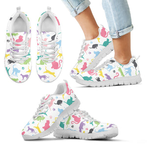 Cats Kid's Sneakers