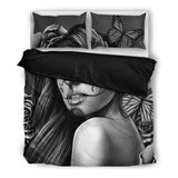 Calavera Princess Duvet/Pillow Bed Set