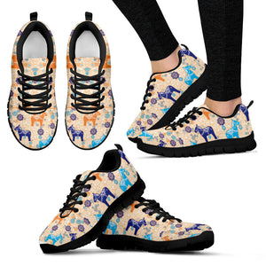 Bright Dog Women's Sneakers