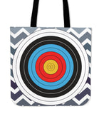 Archery Lover Custom Tote Bag