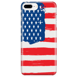 Red Flag Patriotic Phone Covers