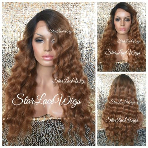 Long Synthetic Lace Front Wig Body Wave #27 #30