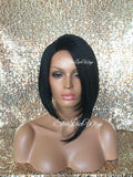 Synthetic Lace Front Bob Wig