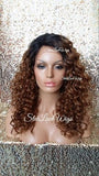 Human Hair Blend Lace Wigs For Cheap