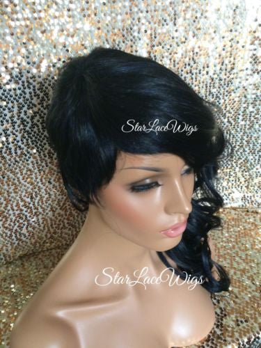 Long Curly Synthetic Wigs For Women