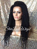 Dread Locks Lace Front Wig